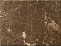 Brown Polished Finish Swiss Gold Marble, Application Area: Flooring, Thickness: 18 mm