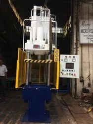 Piller Type Hydraulic Press (600 Ton)