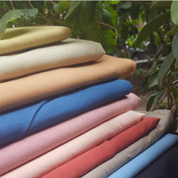 Organic Cotton Natural Dyed Fabrics