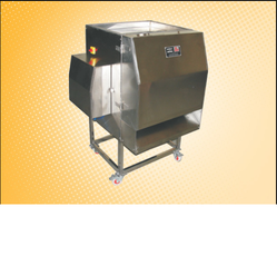 Potato Kriss Cross Chips Machine