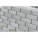 Rectangular Fly Ash And Cement Fly Ash Cement Brick, Size: 9 In. X 4 In. X 3 In.