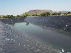 500 Micron Rhino Mat HDPE Pond Liner
