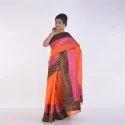 Ladies Wedding Wear Silk Saree