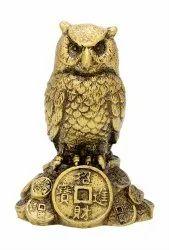 Fengsui Ceramic Owl