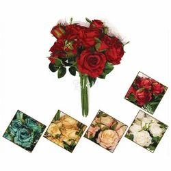 Artificial 50cm Rose Flower Bunch