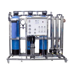1000LPH RO System for Hospital ICU and Dialysis Purpose