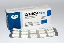 Lyrica 150mg Capsule