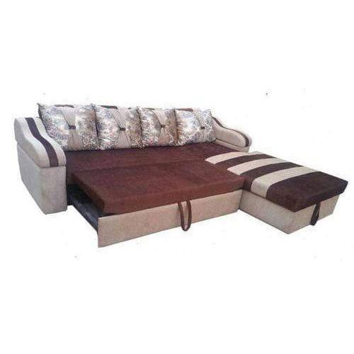 Cushion Back Modular Sofa Bed