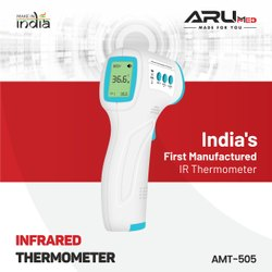 ARU AMT-505 Non Contact Infrared Thermometer White-Made In India