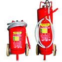 Aim-ex Trolley Mounted Mechanical Fire Extinguisher