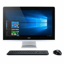 1TB Acer Desktop Computer, Screen Size: 22, Memory Size (RAM): 4GB