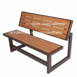 Outdoor Bench and Chair