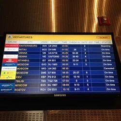 Airport Display Board