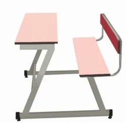 DF-612 (12) Dual Desk Bench