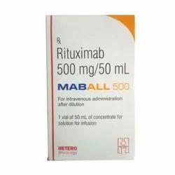 Maball 500 mg Rituximab Injection