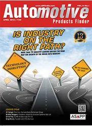 Automotive Products Finder Magazine Publication