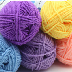 Cotton Knitting Yarn