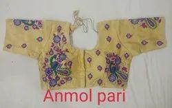 Anmol Pari Embroidered Blouse