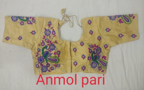 Anmol Pari Embroidered Blouse