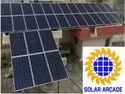 8 kW On Grid Solar Plant