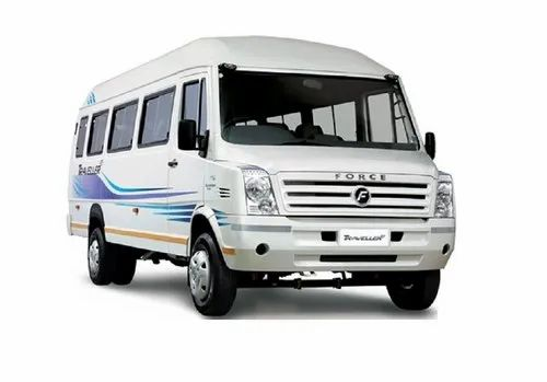 Force Traveller 26 Seater Staff Bus