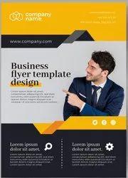 Rectangular Paper LEAFLET DESIGN, For Office