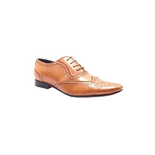 d7ebe2afaca9 Brown Brock Leather Shoes