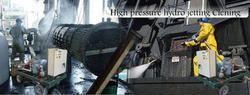 High Pressure Hydro Jetting Cleaning Service