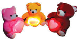 Mix 18 LED Sublimation Teddy Bear, 1 Kg