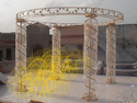 Crystal Pillar Mandap