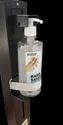 Foot Operated Sanitizer Dispenser