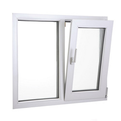 Classic White Double Glazed UPVC Window