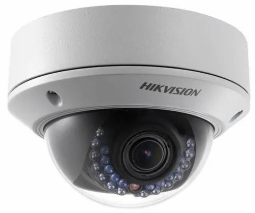 4MP WDR Vari-focal Dome Network Camera