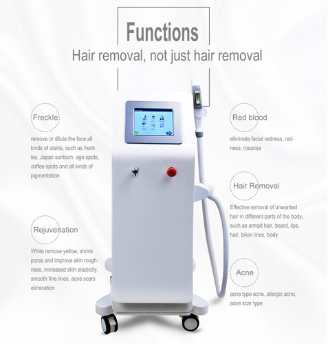 Ipl Shr Hair Removal Laser Machine For Professional Rs 160000