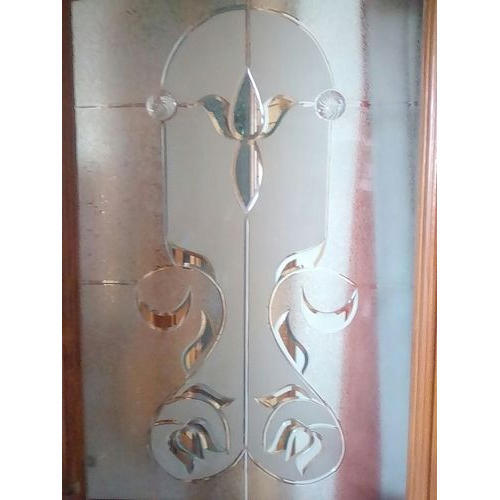 Designer Glass Door At Rs 350 Square Feet Glass Doors Id