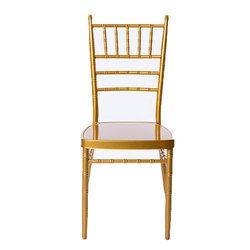 Brown Wedding Wooden Chair