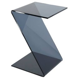 Z Bent Glass