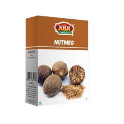 NBN Masala Nutmeg Powder, 50g, Packaging: Packet