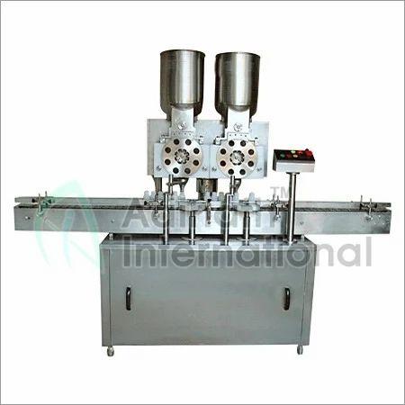 Adinath Dry Syrup Powder Filling Machine, DSPFM
