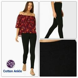 Zadine SB Cotton Ankle Jegging
