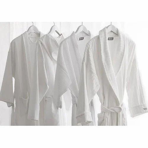 Zuukra white waffle bathrobe piece a brand of risoni jpg 500x500 White  waffle bathrobe 687719b30