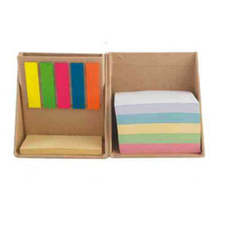 Memo Eco Friendly Folding Cube Stickon