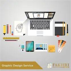 Custom Size 2D Graphic Design Branding Services, Local