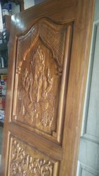 Wooden Sculptured Doors