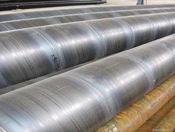 ISI Certification For Spiral Welded Pipes