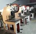Full Setup Chappal Making Machine