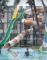 Tube Body Water Slide
