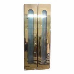 Steel Elevator Auto Door, for Office Building