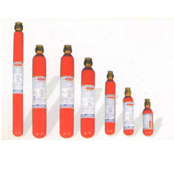 Fire Extinguishers Co2 Gas Cartridges