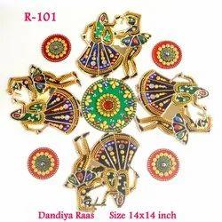 Rangoli Dandiya Raas